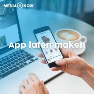 App laten maken voor je bedrijf | Media4now webdesign