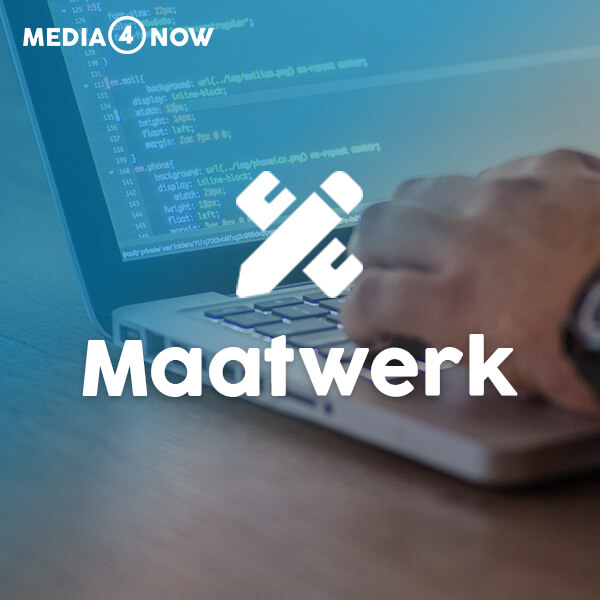 Maatwerk website laten maken? - Media4now