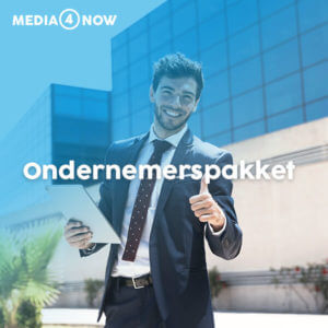 Ondernemerspakket - Webdesign Tiel | Media4now