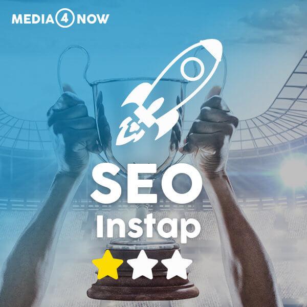 SEO instap - Media4now