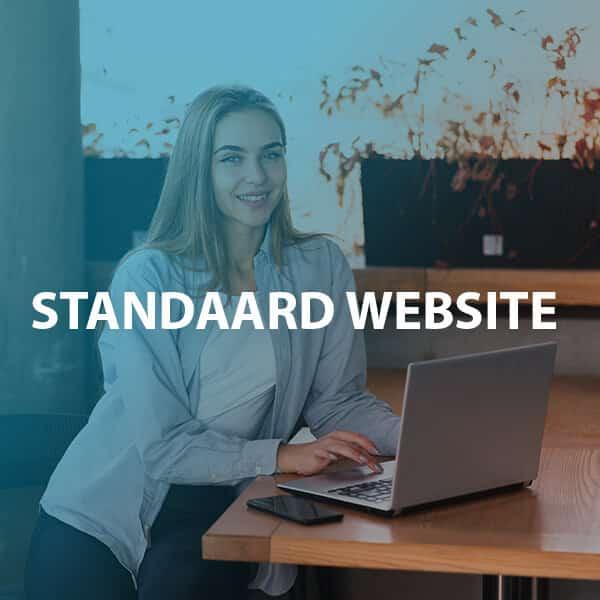 Standaard website pakket voor ondernemers - Website laten maken? | Media4ow webdesign