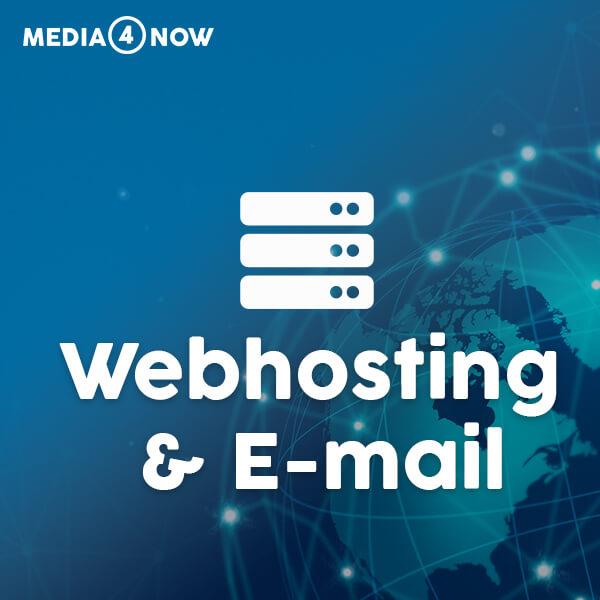 Media4now webhosting inclusief met SSL certificaat